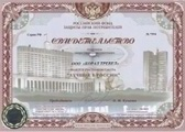 Active participation diploma for civilized formation of consumption in Russian market