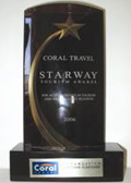 Starway Quality Award  2006 ODEON Tours