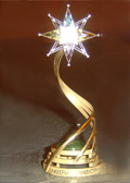 Diamond Star Service Quality Award  26.11.2004 Moscow ODEON TOURS